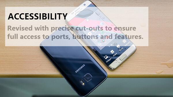 Samsung ajuste de accesibilidad