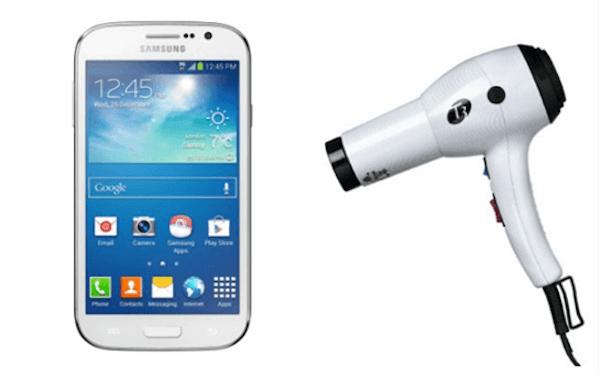 Secar tu Samsung