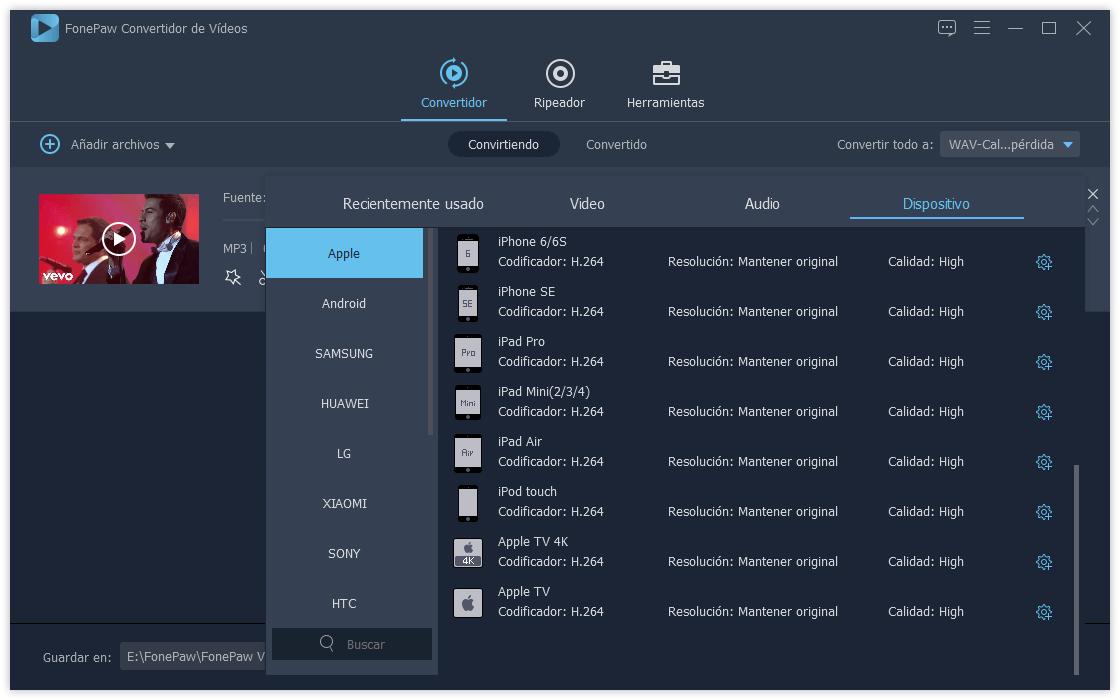 convertir archivos SWF a formato compatible para iPhone